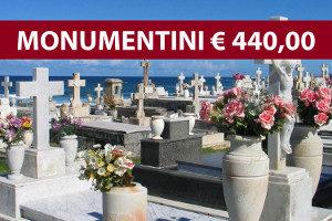 costo monumentini cimiteriali