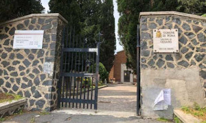 cimitero di cesano