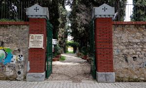 cimitero santa maria del carmine parrocchietta